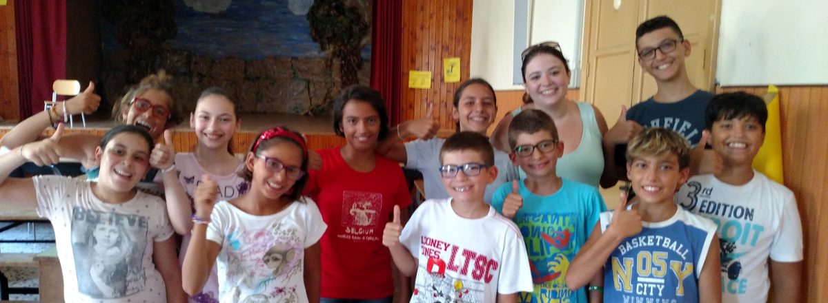 Children's Charity and Language School - The Sicilian Project